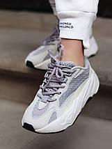 Мужские кроссовки Adidas Yeezy Wave Runner Boost 700 V2 Static, фото 3