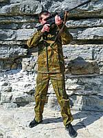 Универсальный камуфляжный костюм Varan с капюшоном