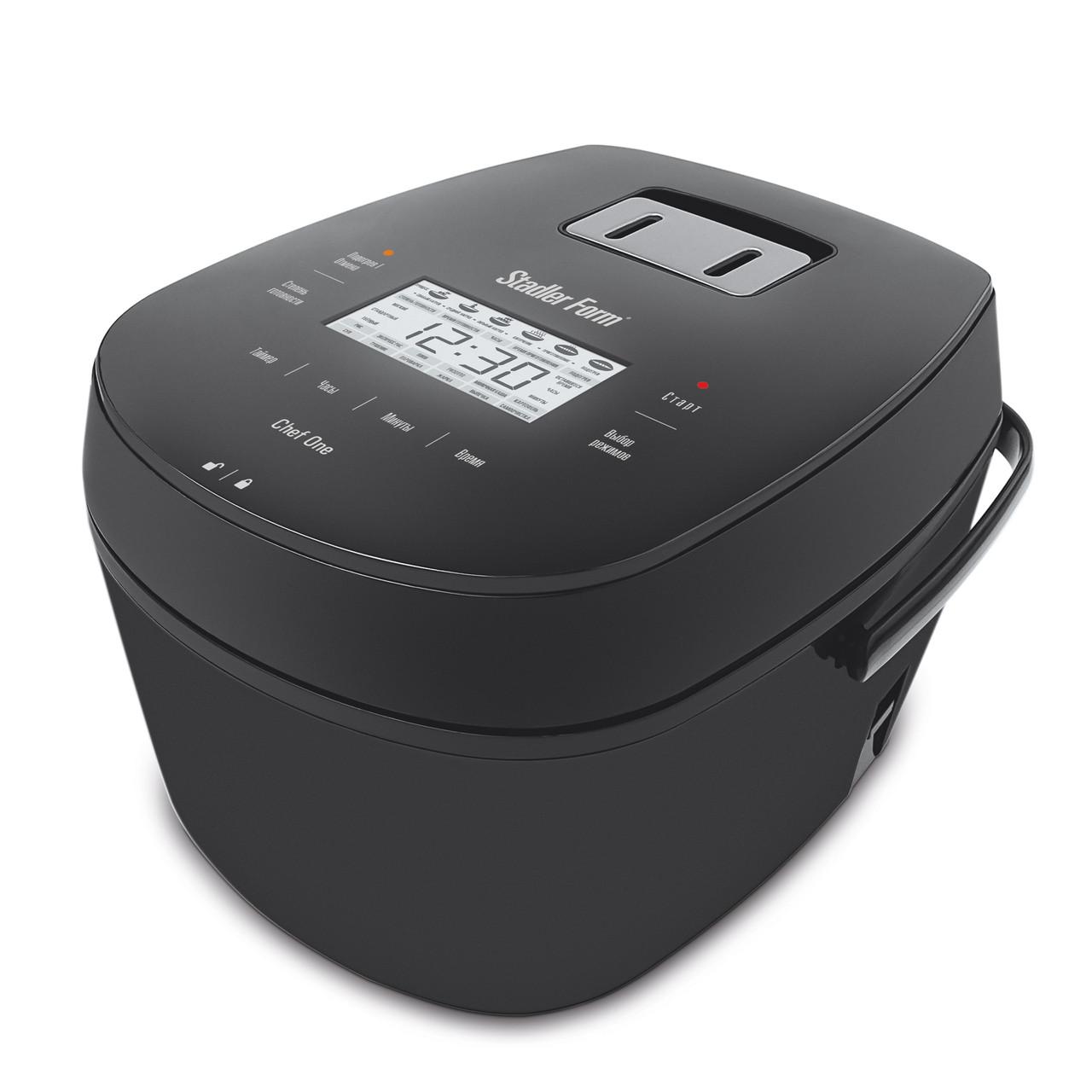 Мультиварка Stadler Form Chef One 4L SFC.909 Black (SFC909BLACK)
