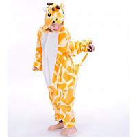 Детский кигуруми жираф ktai0095