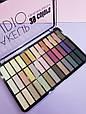 Палетка теней для век DoDo Girl 39 Colors Eyeshadow Palette Makeup Studio B, фото 2