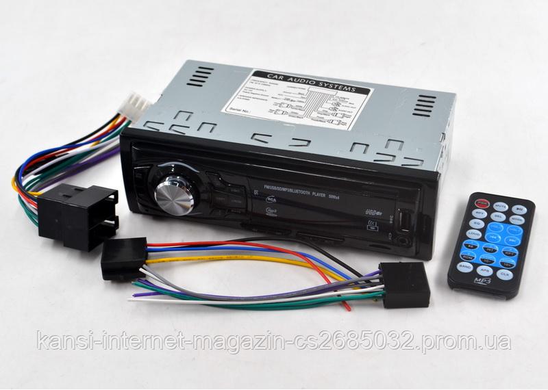 Автомагнітола універсальна CAR MP3 K-170BT з Bluetooth
