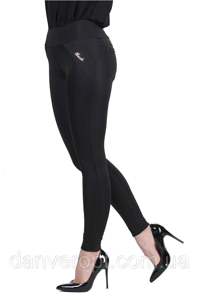 Лосины женские модные стильные размер S-XL купить оптом со склада 7км Одесса