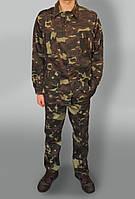 Камуфляжный костюм дубок Украина