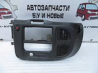 Накладка / центральна консоль торпеди Ford Transit (2000-2006) OE:YC-15-V04302, фото 1
