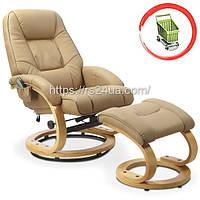 Кресло раскладное с функцией массажа и подогрева Matador Halmar