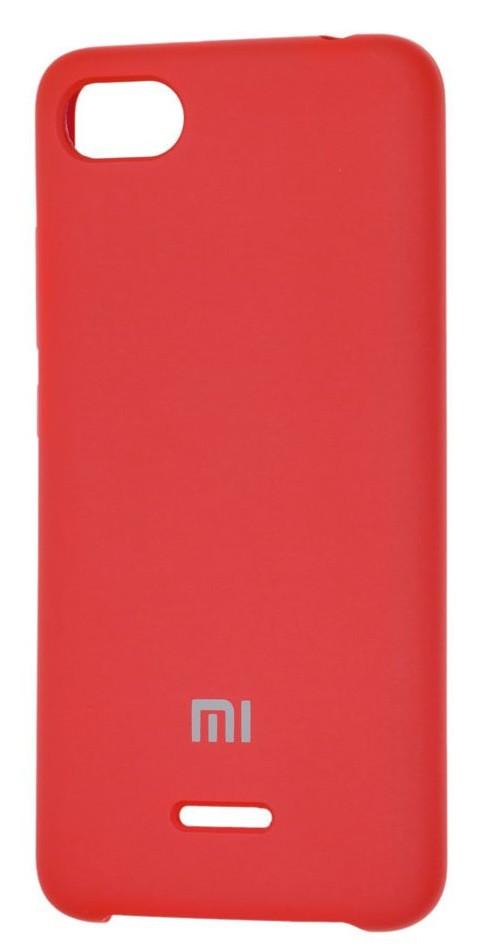 Чехол бампер Original Case/ оригинал для Xiaomi redmi 6a (красный)