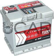 Fiamm Titanium Pro 54 Ah 520 A аккумулятор (-+, R)