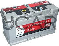 Fiamm Titanium Pro 100 Ah 870 A аккумулятор (-+, R)