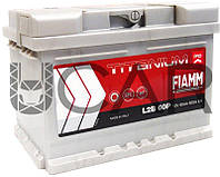 Fiamm Titanium Pro 60 Ah 540 A аккумулятор (-+, R)