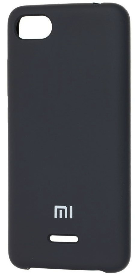 Чехол бампер Original Case/ оригинал для Xiaomi redmi 6a (черный)