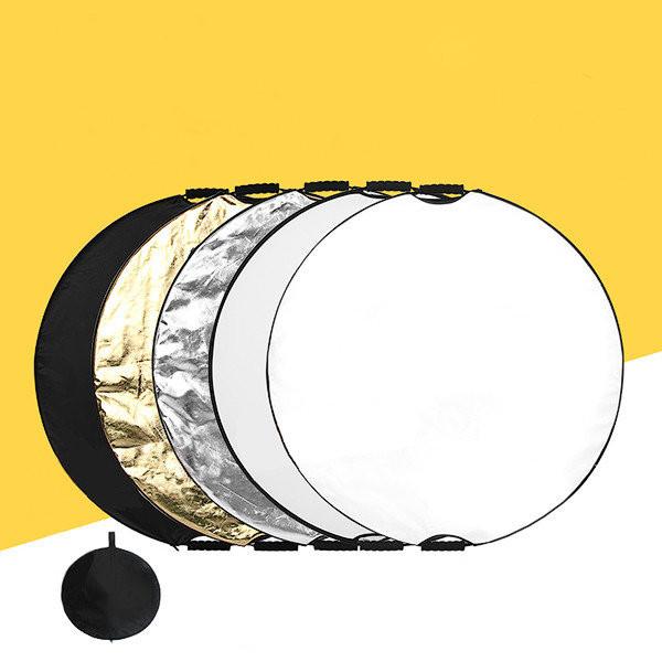Отражатель - рефлектор Photolite (110 см. с ручками) 5 в 1.