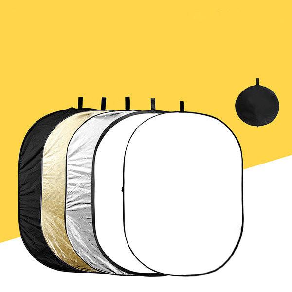 Отражатель - рефлектор прямоугольный Photolite (120x180 см.) 5 в 1.