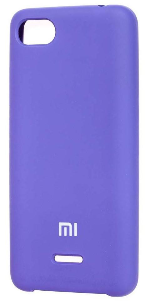 Чехол бампер Original Case/ оригинал для Xiaomi redmi 6a (фиолетовый)