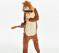 Кигуруми лев (взрослый) kcr0097
