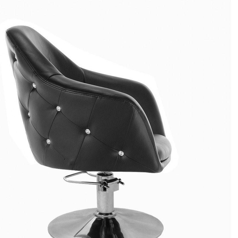 Перукарські крісла з гідравлікою на диску HC-547N