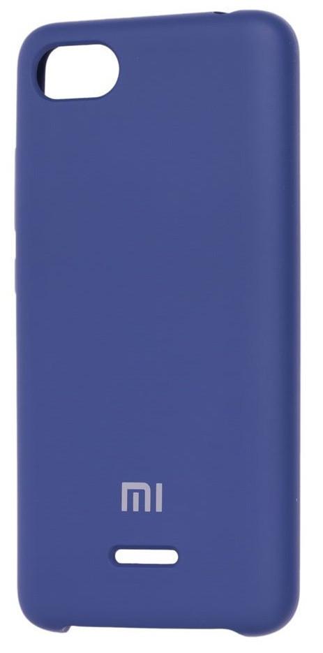 Чехол бампер Original Case/ оригинал для Xiaomi redmi 6a (синий)