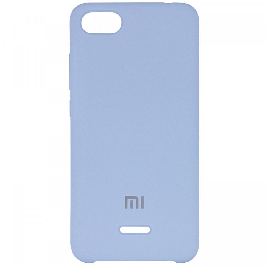 Чехол бампер Original Case/ оригинал для Xiaomi redmi 6a (голубой)