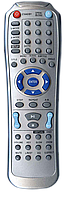 Пульт для DVD Elenberg RC-D010E, Supra, Hyundai 2430 2445 2450 D80009
