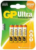 Батарейка GР 24AU-S2 Ultra Alkaline LR03, AAA 1 шт.