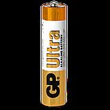 Батарейка GР 24AU-S2 Ultra Alkaline LR03, AAA 1 шт., фото 3