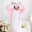 Кигуруми розовый дракон пижама kmu0064, фото 5