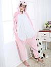 Кигуруми розовый дракон пижама kmu0064, фото 6