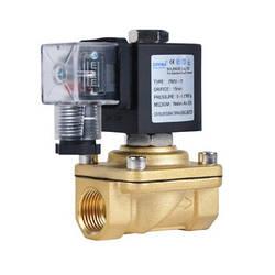 Клапан соленоїдний Aquaviva 2W31 DN20-3/4 d25 мм