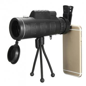 Монокуляр PANDA 40х60 с креплением для телефона