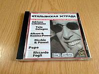 """Винтажный MP3 диск """"Итальянская эстрада"""" шлягеры 1968-1999 годов 180 песен, фото 1"""