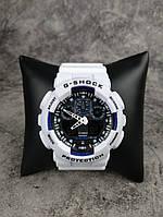 Мужские наручные спортивные часы G-Shock белые Реплика отличного качества, фото 1