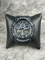 Мужские наручные спортивные часы G-Shock темный Реплика отличного качества, фото 1