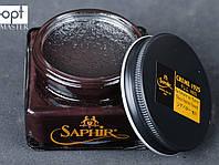 Крем для гладкой кожи Saphir Medaille D'or Creme 1925, цв. темно коричневый (05), 75 мл