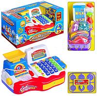 Игровой набор Acor Кассовый аппарат с аксессуарами Разноцветный (1158-04)