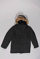 Зимняя куртка для мальчика (140-164), фото 1