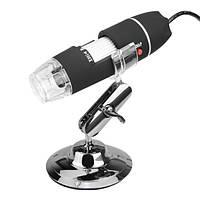 Микроскоп Snap U500X цифровой Черный (2100001168442)