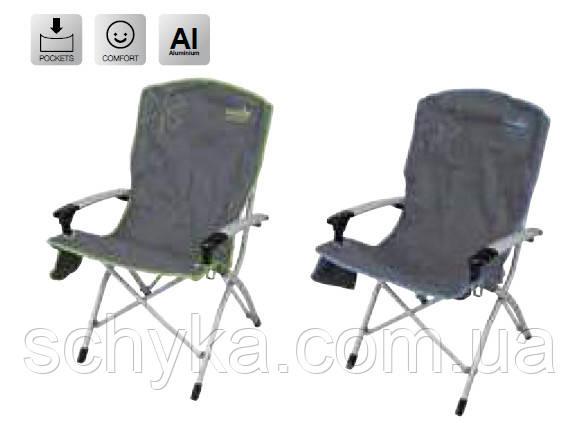 Кресло складное алюмин. Norfin Ulvila NFL (с AL подлокотниками) NFL-20206