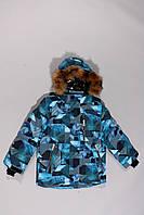 Куртка зимняя для мальчика (116-140), фото 1