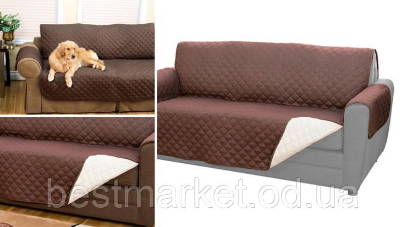 Подстилка для Животных Couch Coat Двустороннее Покрывало Накидка на Диван