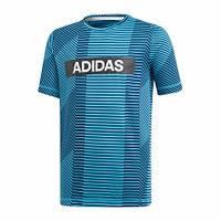 Adidas JR Фирменные футболки 366 — DV1366