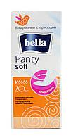 Ежедневные прокладки Bella Panty soft - 20 шт.