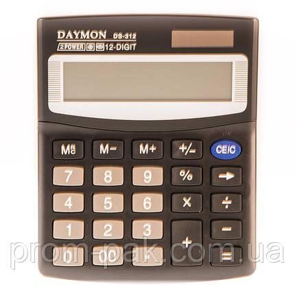 Калькулятор расчета Daymon DS-312, фото 2