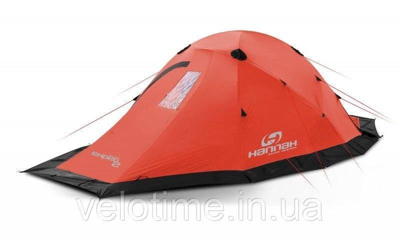 Палатка Hannah EXPED 2017 (mandarin red)