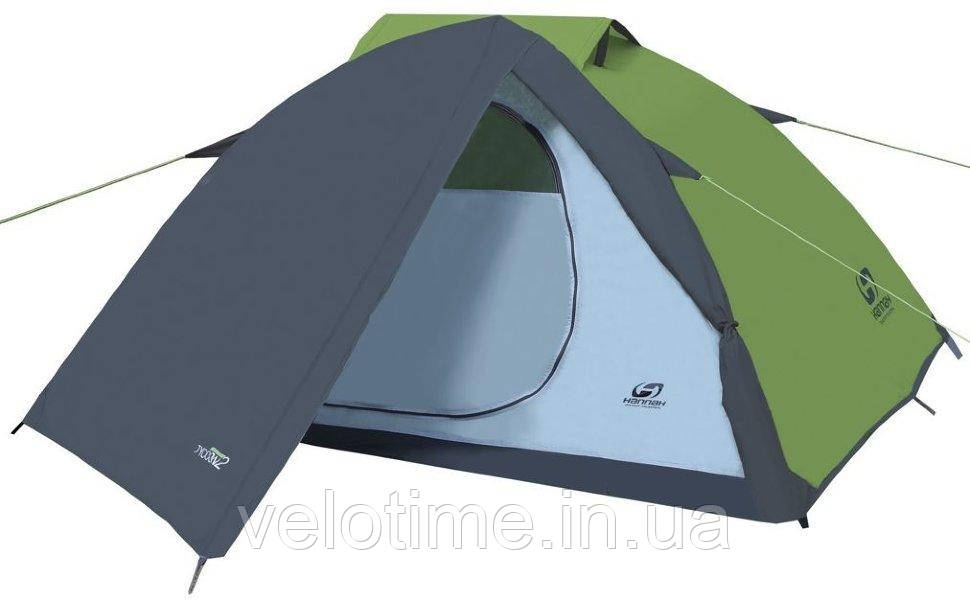 Палатка Hannah TYCOON 2  (spring green/cloudy grey)