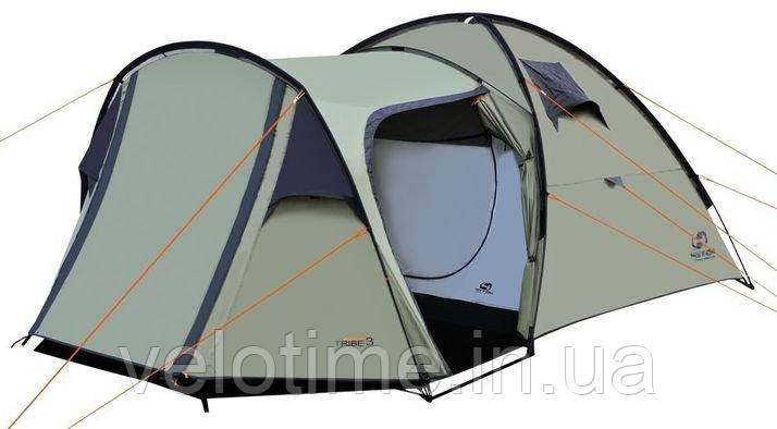Палатка Hannah TRIBE 3  (capulet olive)