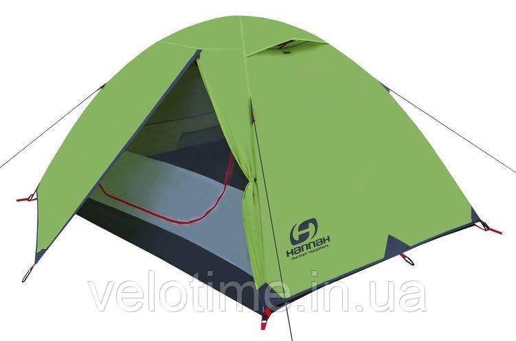 Палатка Hannah Spruce 4 (parrot green)