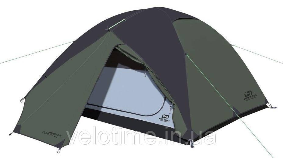 Палатка Hannah Covert 2 WS  (Thyme/dark shadow)