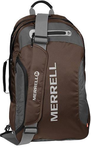 """Практичный рюкзак с отделением для ноутбука 15,6"""" 28 л. MERRELL Rockford JBF22647;208 темно-коричневый"""