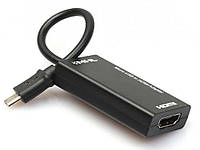 Конвертер, переходник с Micro USB 2.0 в HDMI Micro USB