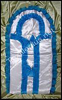 Конверт для новорожденных атлас Textile plus